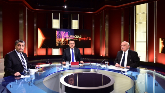Minister Avcı, live guest of TRT News